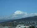 180211車窓からの富士山