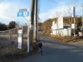180218奈良バイパスをくぐり、奈良CRへ