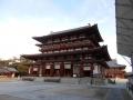 180218薬師寺金堂