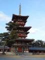 180218薬師寺西塔