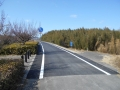 180218舗装し直して広くなった自転車道