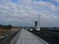 171230御幸橋を渡り桂川方面へ