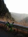 180121持越峠から雲ヶ畑の眺望