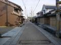 180203高取の下土佐~観覚寺の町並み
