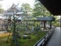 180224大覚寺境内の庭園