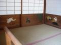 180224大覚寺正寝殿の野兎図