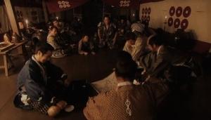 真田丸36酒宴