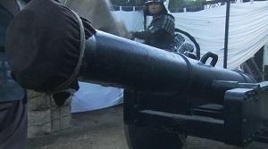 真田丸カルバリン砲