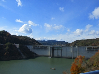 小里川だむ2