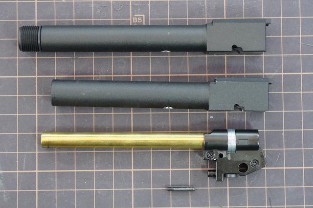CZP09 スレッドバレル
