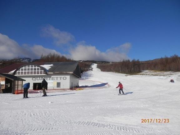 パルコール嬬恋スキー場 オープン日