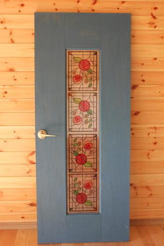 木製ドアDIY