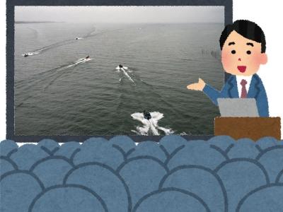 こんなプレジャーボート講習会があったらいいな(笑)