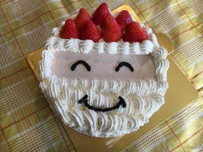 12月23日 レアチーズケーキ