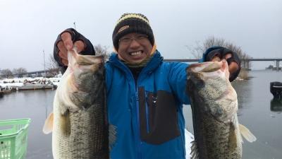 琵琶湖極寒釣りバカ選手権(YouTubeムービー)