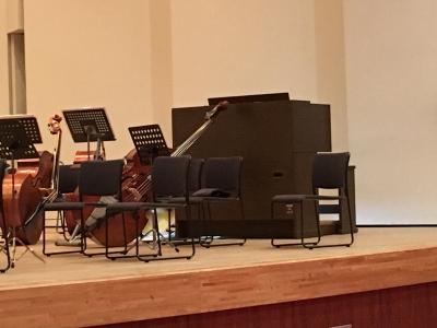 電子式クラシックオルガン