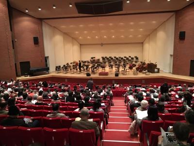 野洲文化ホール大ホール