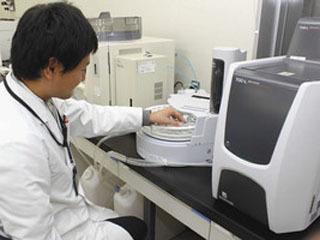 TOCの測定機器