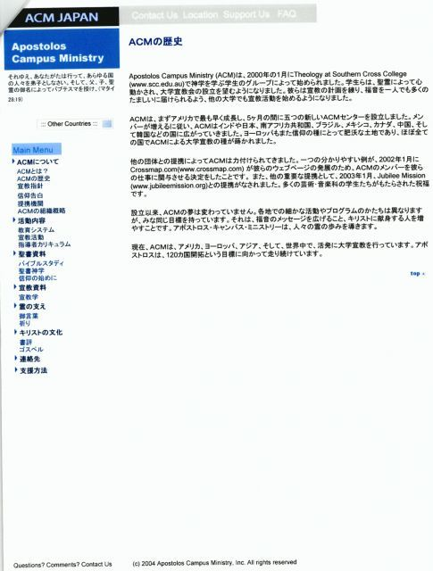 ACM_History