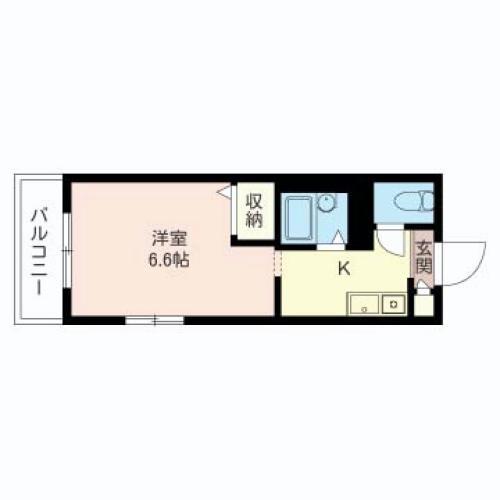 ルミエール青井 203・303