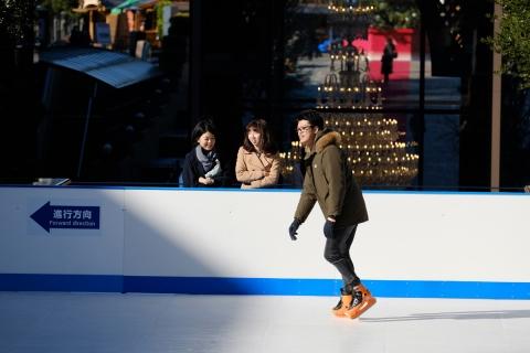 06恵比寿ガーデンプレイスアイススケート