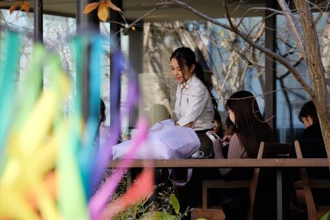 29大岡山カフェ