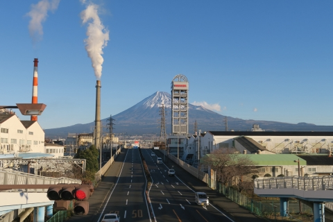 02a新富士駅前の歩道橋から