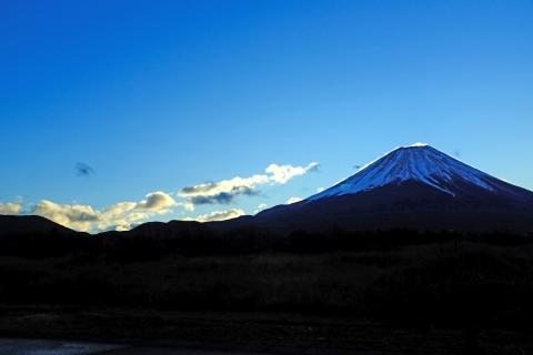 03朝霧高原の富士山