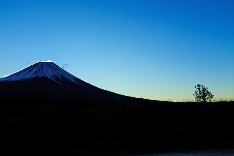 04朝霧高原の富士山