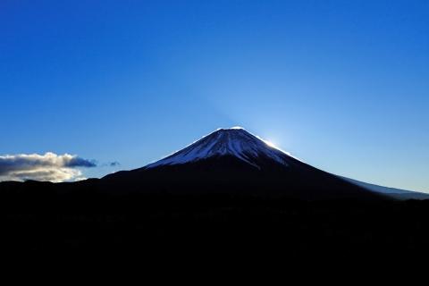 05a朝霧高原の富士山