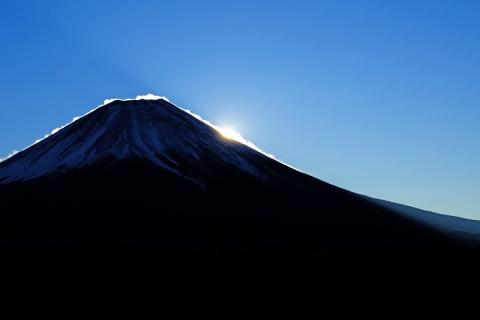 05朝霧高原の富士山