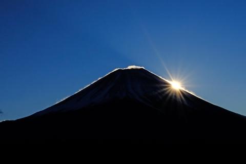 06朝霧高原の富士山