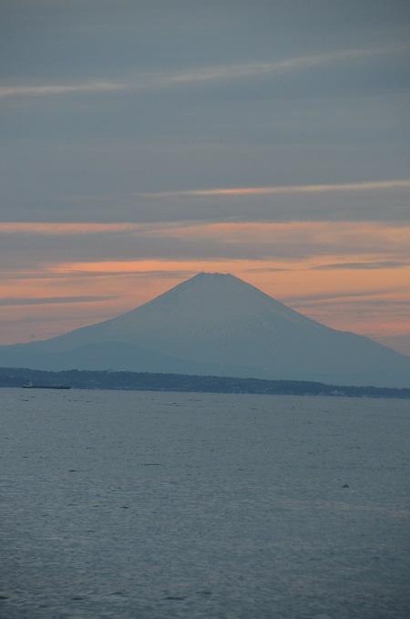 20171125房総半島(鋸南町)からの富士11