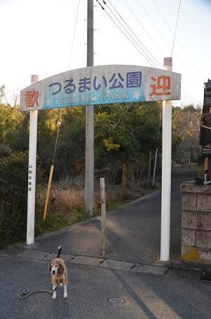 20171214鶴舞公園01