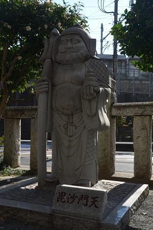 20171218五所神社七福神06