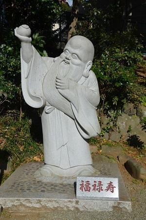20171218五所神社七福神12
