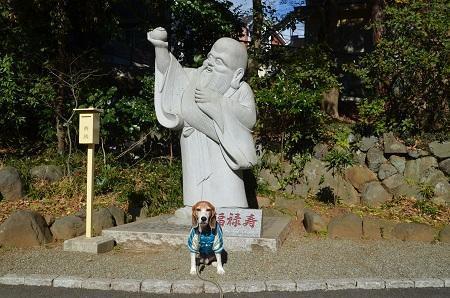 20171218五所神社七福神11