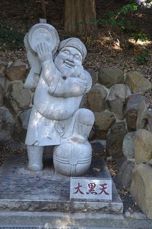 20171218五所神社七福神10