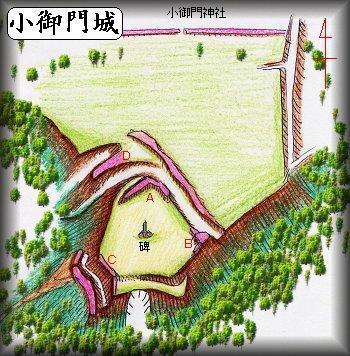 20180109小御門城址21