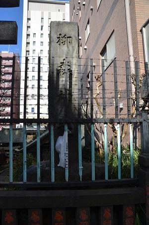 20180124 柳森神社01