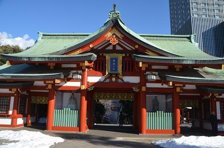 20180124 日枝神社14