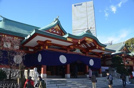 20180124 日枝神社20