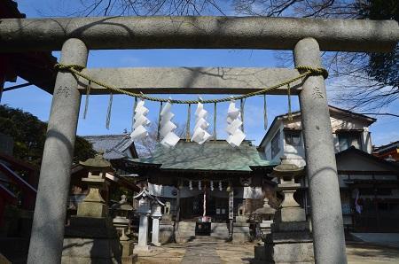 20180216加波山普明神社&加波山神社03