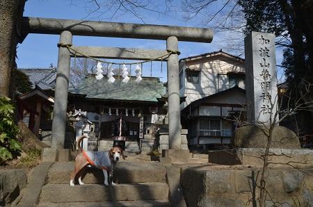 20180216加波山普明神社&加波山神社02