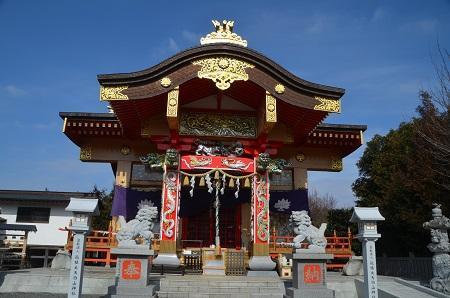 20180216加波山普明神社&加波山神社24