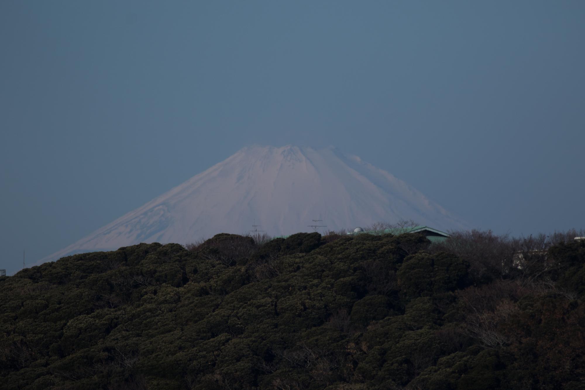 20180110_富士山