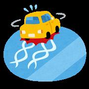 自動車(路面凍結