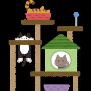 ネコ(タワー