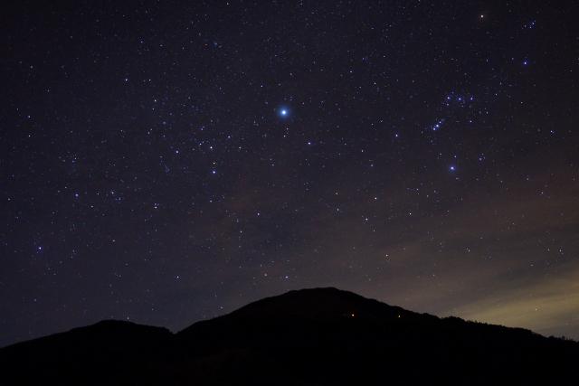 満天の星(2)