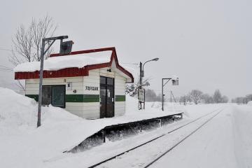 天塩川温泉駅201801(1)